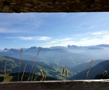Aussicht Bergpanorama